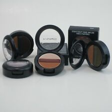 MAC Studio Sculpt Shade and Line Eye Shadow Opt Olive Rose Ebony Violet Blend +