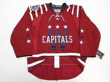 WASHINGTON CAPITALS AUTHENTIC 2015 WINTER CLASSIC REEBOK EDGE 2.0 7287 JERSEY
