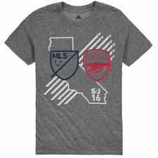 Youth 2016 MLS All-Star Game Tri-Blend T-Shirt - Heathered Gray