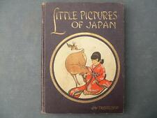 Little Pictures of Japan Miller Katharine Sturges Children's  Illustrated 1925