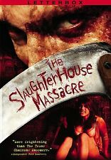 The Slaughterhouse Massacre (DVD, 2005) BRAND NEW (Ships within 1 business day!)
