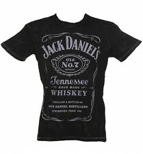 Men's Black Classic Jack Daniels T-Shirt
