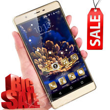 """6.0"""" Touch Unlocked 2SIM Android 5.1 Smartphone Quad Core 3G Mobile Phone LUXURY"""