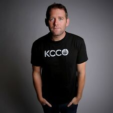 "NEW Authentic Chivery ""KCCO"" Black T-Shirt Mens Keep Calm Chive On FREE SHIP"