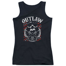 Sons Of Anarchy Outlaw Juniors Tank Top Shirt