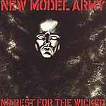 No Rest for the Wicked by New Model Army CD  UK IMPORT  CDM 7 92686 2  VG  Read.