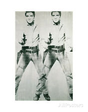 Double Elvis, c.1963 Art Print by Warhol, Andy