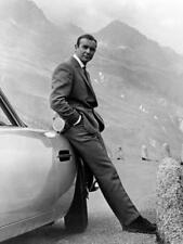 "Sean Connery. 007, James Bond: Goldfinger"" 1964, ""Goldfinger"" Directed by Guy"