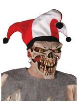 Men's Die Laughing Latex Mask - Standard for Halloween Zagone Studios, LLC