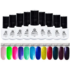 5ml BORN PRETTY Soak Off UV Gel Nail Art UV Gel Builder Polish Varnish #97-#108