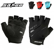SAHOO Half Finger MTB Bike Gel Palm Breathable shockproof Cycling Gloves
