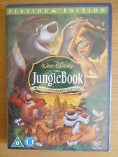 Brand New Walt Disney The Jungle Book DVD. Platinum 40th anniversary Edition