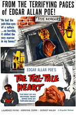 The Tell-Tale Heart - 1960 - Movie Poster