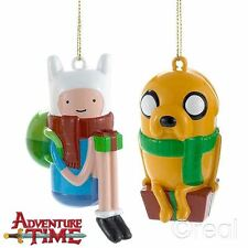 New Adventure Time Finn Or Jake Xmas Ornament Bauble Christmas Official