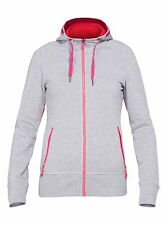 Roxy Fitness Distance Zip-up Hoodie Jacket Sweater Sz Medium