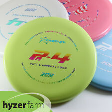 Prodigy PA4 200 Series *pick your weight and color* Hyzer Farm disc golf putter
