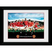Manchester United F.C. Picture Legends 16 x  12 OFFICIAL LICENSED PRODUCT