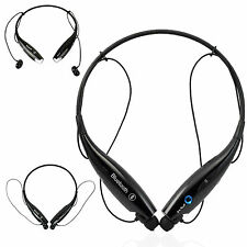 Running Noise Cancelling Bluetooth Headphones Earpiece For Samsung S7 iPhone 7 6