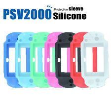 Hot High Quality Silicone Soft Case Cover For Sony PS Vita PSV PSVita PSV2000