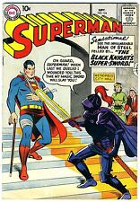 "Superman #124  VG   1958    ""strict grading"" and ""1 day shipping"""
