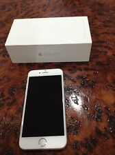 Iphone 6 16gb white/silver - excellent used condition!