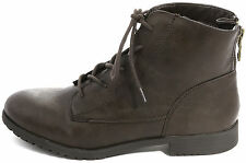 Style & Co. Womens QWINN Lace Up Bootie