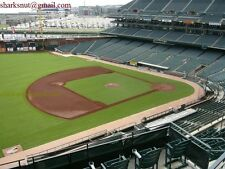 7/24 San Francisco GIANTS Pittsburgh PIRATES ( 4 of 26 tix) SECOND ROW AT&T Park