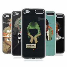 OFFICIAL FRANK MOTH PORTRAITS SOFT GEL CASE FOR APPLE iPOD TOUCH MP3