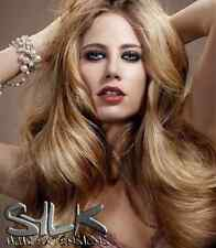 """Human Hair Extensions 50 strands 18"""" Pre Bonded 100% Remy Nail u tip FREE POST 3"""