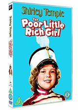 The Poor Little Rich Girl :Shirley Temple NEW DVD