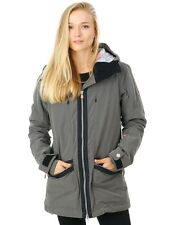Roxy True Black Torah Bright Ascend Womens Snowboarding Jacket