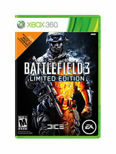 Battlefield 3: Limited Edition (Xbox 360, 2011) Video Game