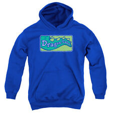 Dragon Tales Logo Clean Youth Pullover Hoodie