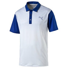 Puma Colourblock Fade Golf Polo Shirt (various sizes)