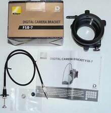 Nikon Digital Digiscoping Camera Bracket FSB-7 for COOLPIX S5100