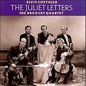 The Juliet Letters by Elvis Costello / The Brodsky Quartet CD