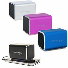 Music Angel Friendz Travel Stereo Speaker for iPhone iPad iPod MP3 Player iPhone