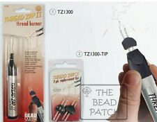 BEADSMITH Thread Zap II -Cordless Burner Zapper Tool  ** OR ** Replacement Tips