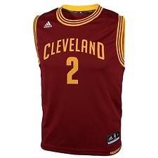 Kyrie Irving Cleveland Cavaliers Adidas NBA Replica Youth Jersey - Wine