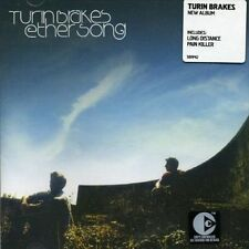 Turin Brakes-Ether Song  CD NEW