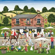 Wentworth Wooden Jigsaw Puzzle 200 Pieces Louise Braithwaite - Country Life