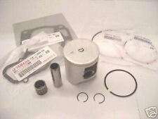 Yamaha YZ125 2001 Factory OEM Top End Piston Kit Complete - New