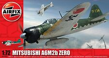 Airfix Model kit #01005 1/72 Mitsubishi A6M2b Zero