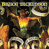 Bruce Dickinson CD..Tyranny of Souls (Iron Maiden)