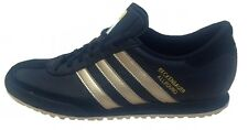 Adidas Originals Beckenbauer Q3 Mens Trainers M17898 Black/Gold UK 6-13.5 RARE