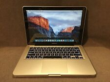 "Apple MacBook Pro A1278 13.3"" Laptop MD101LL/A (June, 2012) 2.5GHz 8GB 500GB Mid"