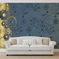 WALL MURAL PHOTO WALLPAPER XXL Flowers Abstract (2028WS)