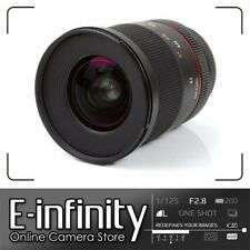 NEW Samyang 20mm f/1.8 ED AS UMC for Canon Mount