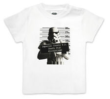 Star Wars Kindershirt Imperial County P.D. Deathstar