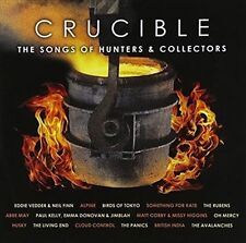Various, Crucible: The Songs Of Hunters & Collectors, CD